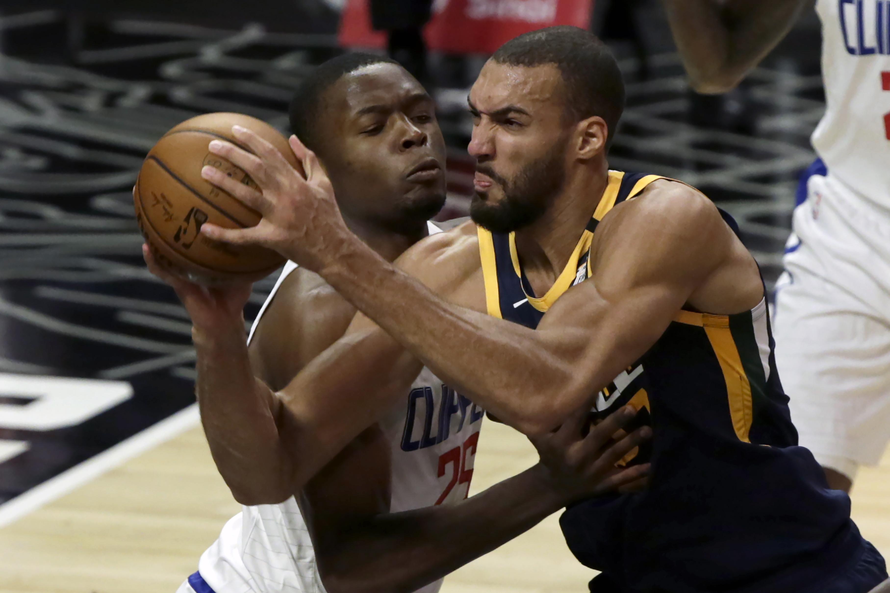 """Gobērs un """"Jazz"""" vienojušies par trešo iespaidīgāko līgumu NBA vēsturē"""