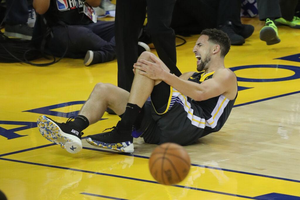 Tompsons, Porziņģis un Vokers - traumu māktās NBA superzvaigznes