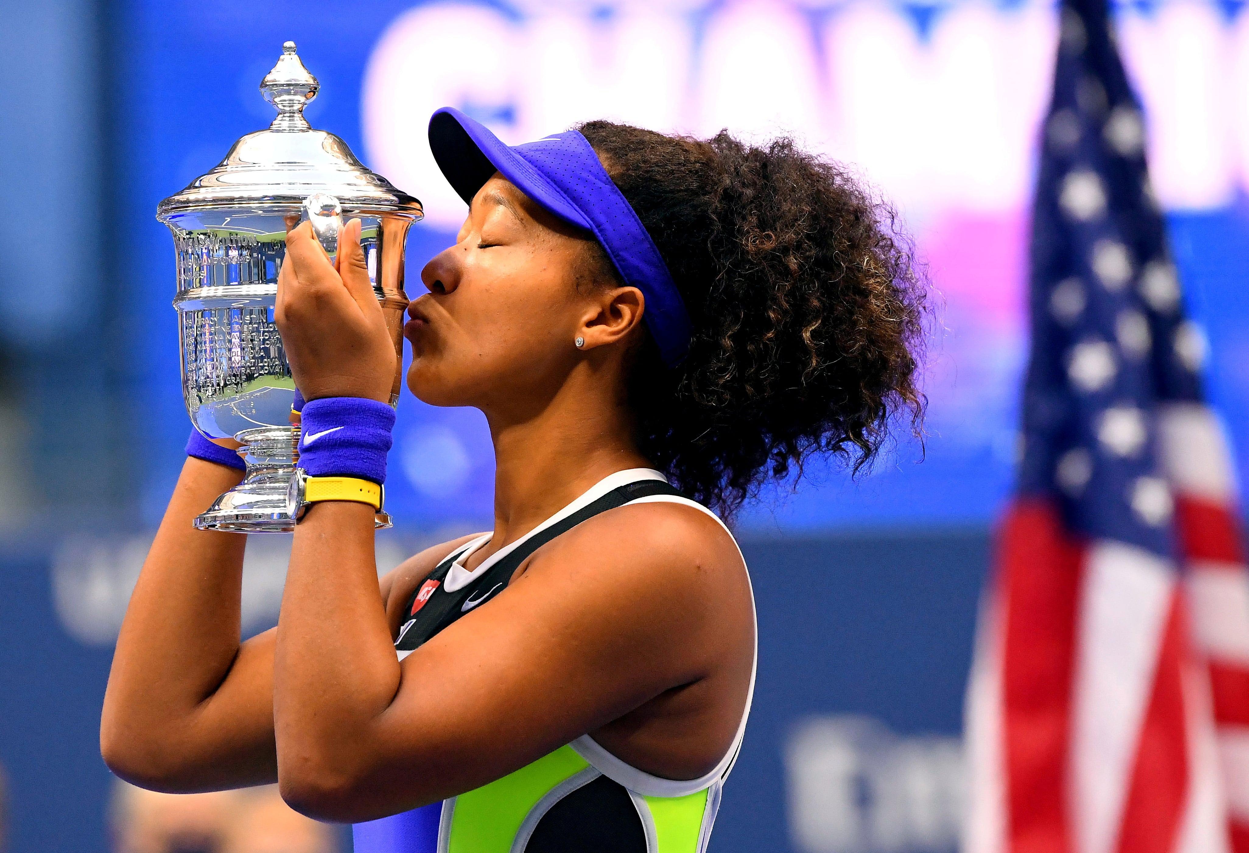 AP par gada labāko sportisti nosauc tenisisti Osaku