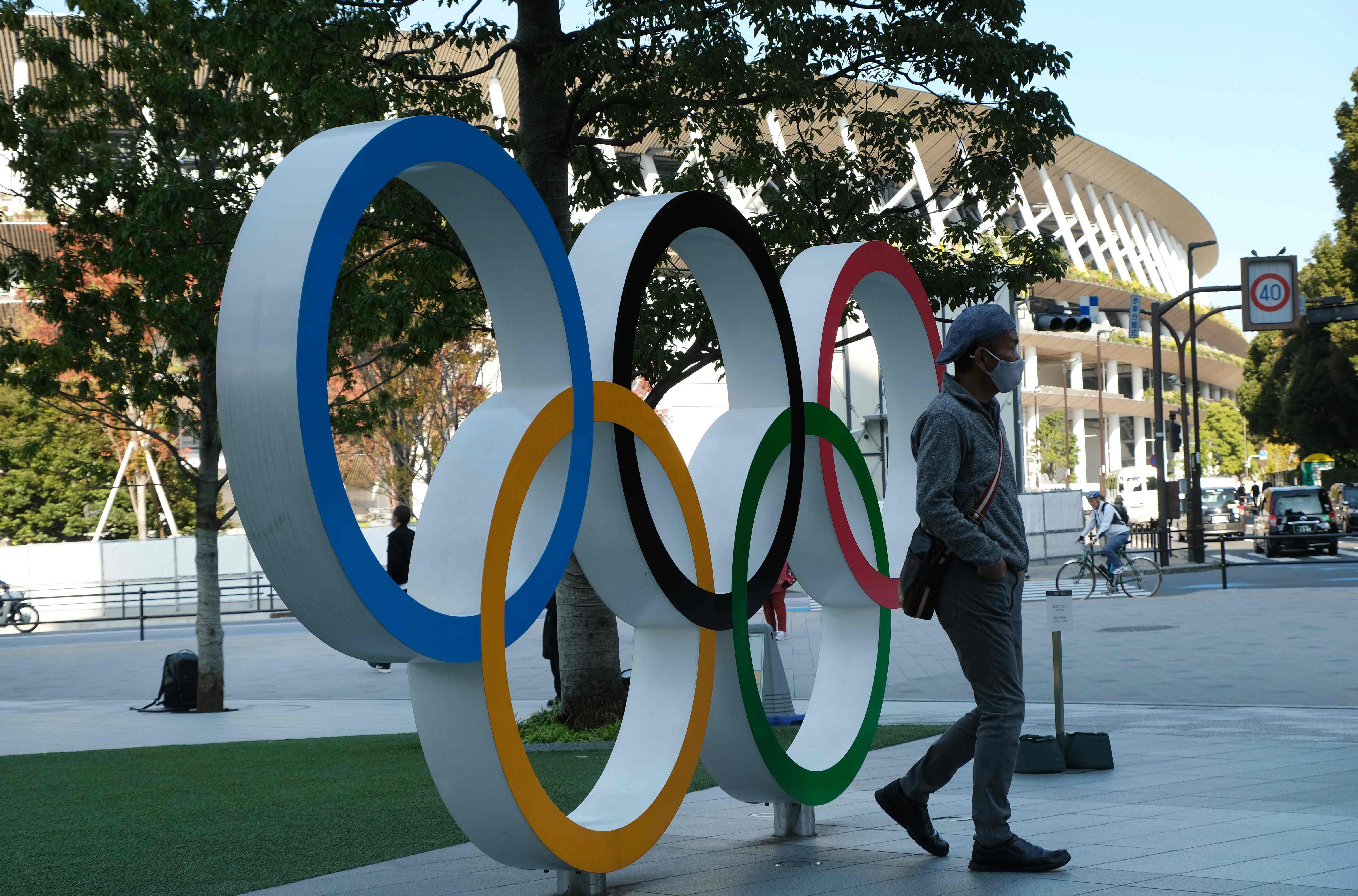 Tokijas gubernatore nepieļauj olimpisko spēļu atcelšanu