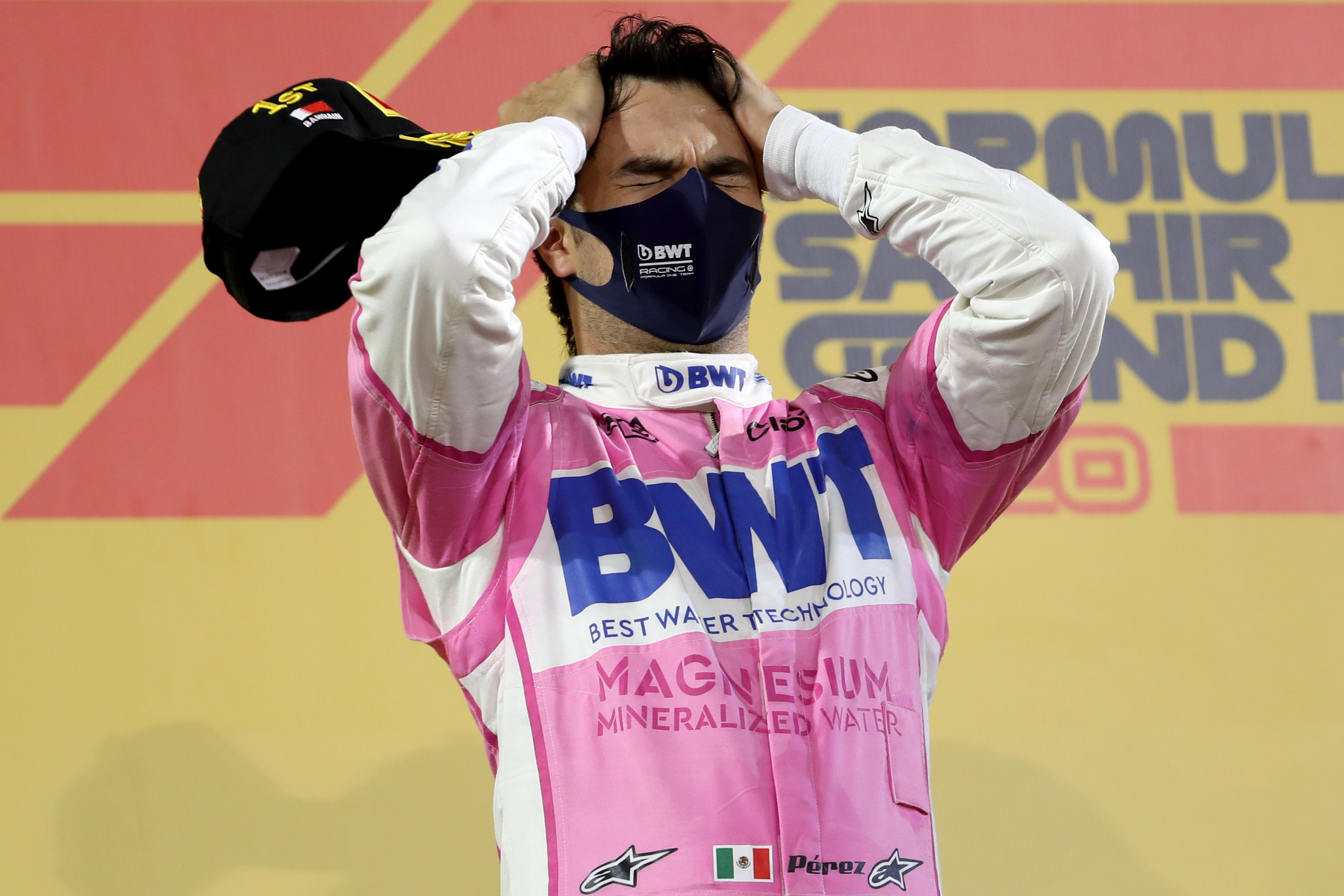 Peress izcīna karjeras pirmo uzvaru F-1 seriālā