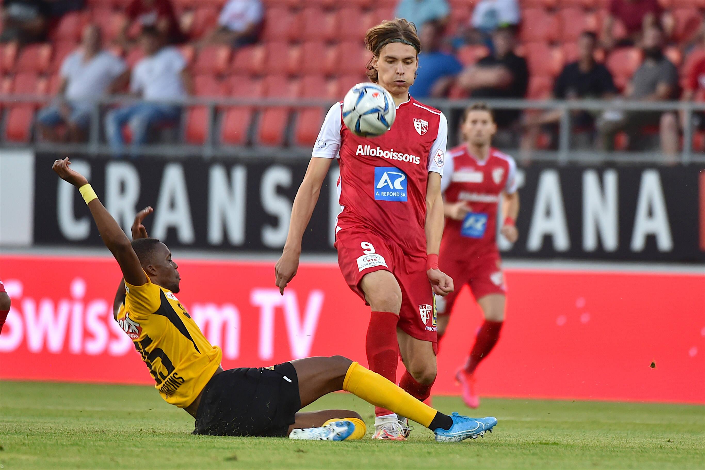 """Uldriķim un """"Sion"""" komandai dramatiska uzvara Šveices superlīgas spēlē"""