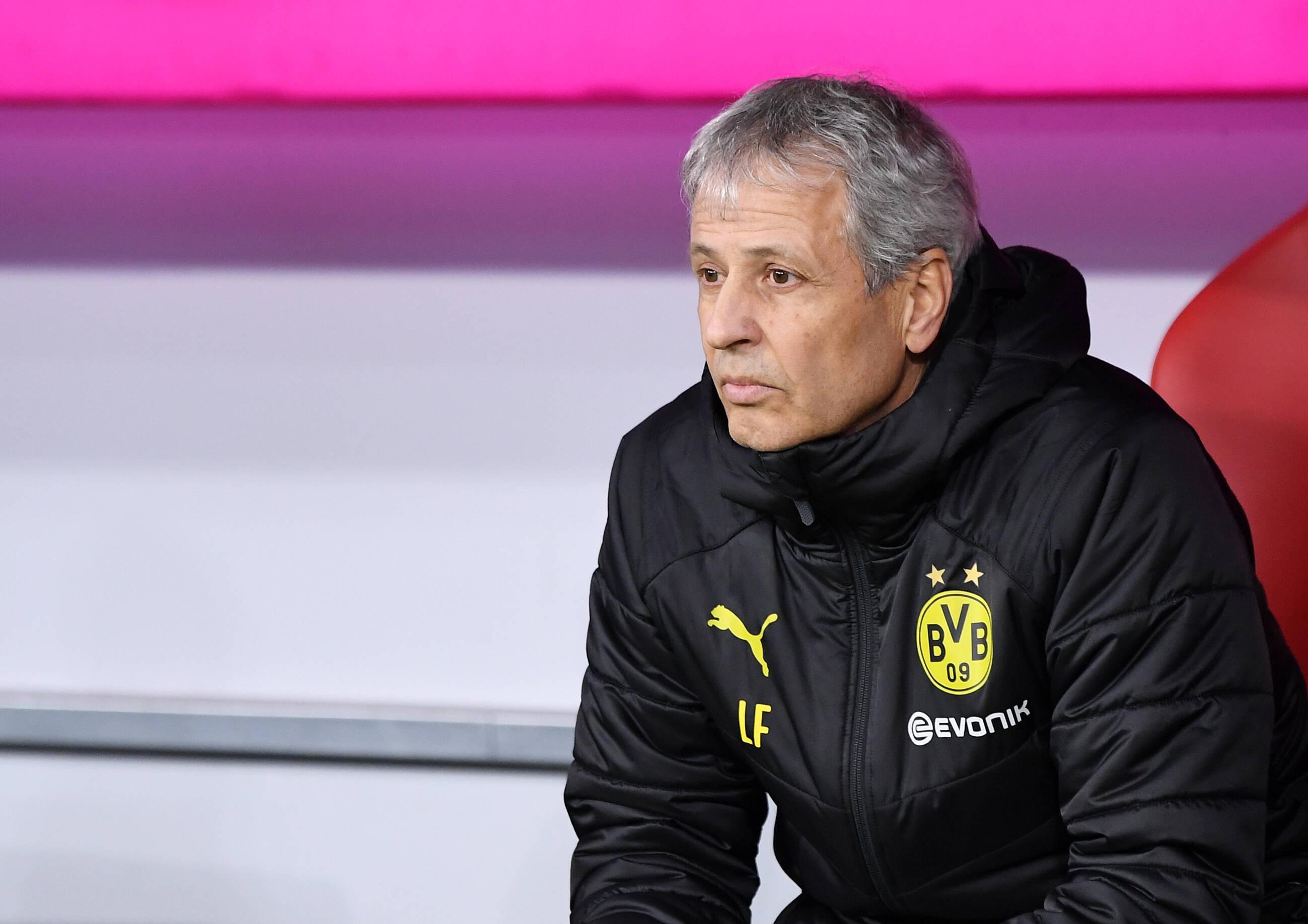 "Dortmundes ""Borussia"" atlaiž galveno treneri Favru"