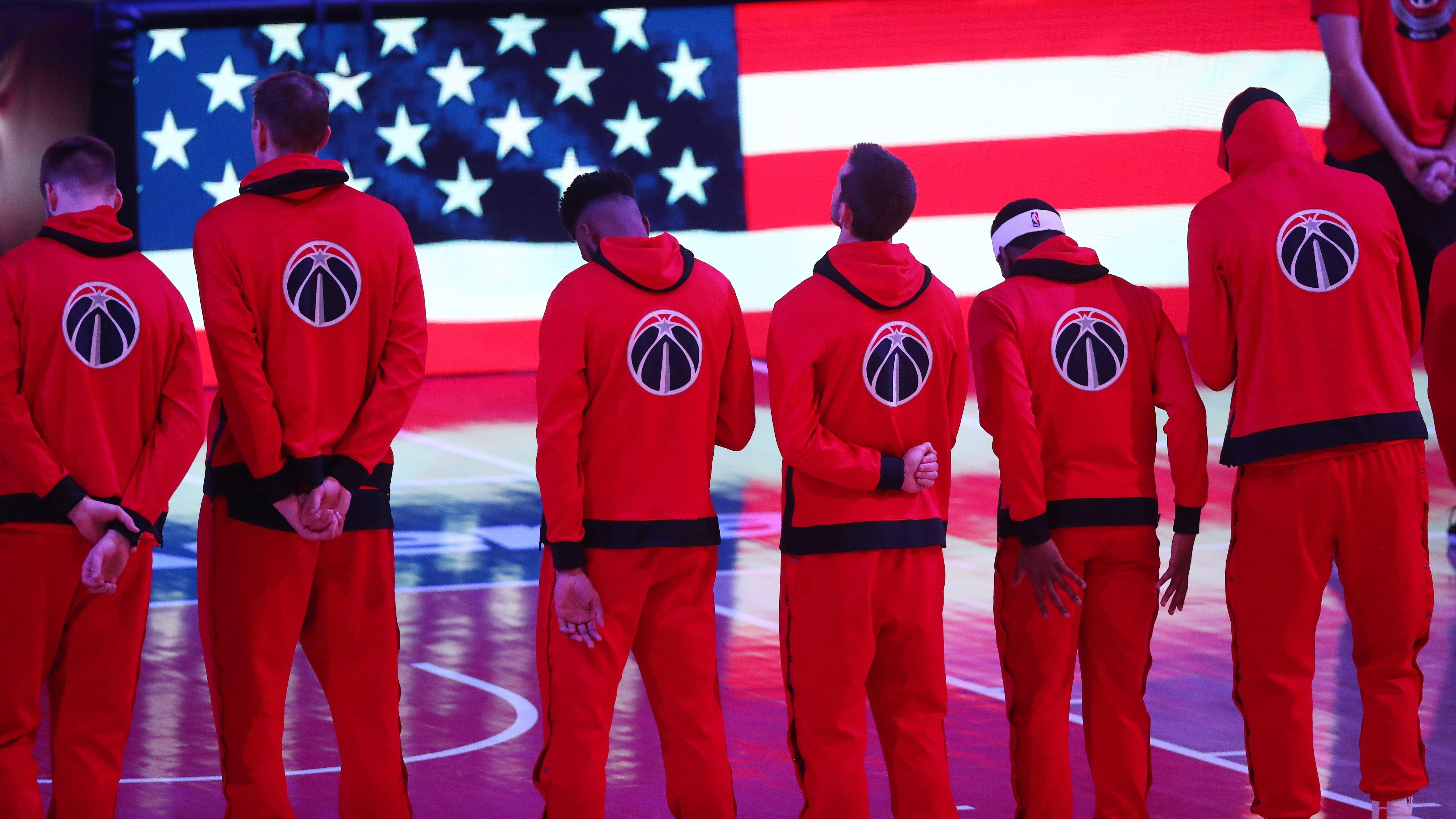 """""""Wizards"""" atcēlusi treniņu, lai ievērotu NBA veselības un drošības protokolus"""