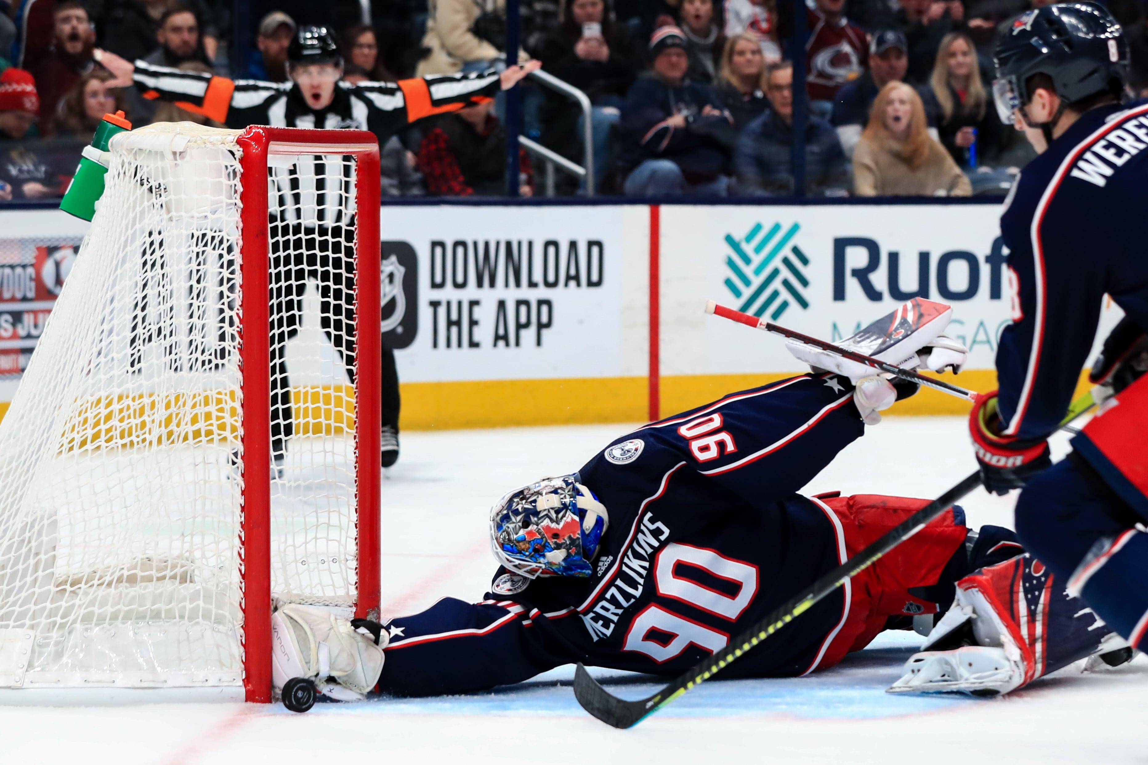 Vai šie ir hokeja ziedu laiki? Pieci latvieši NHL