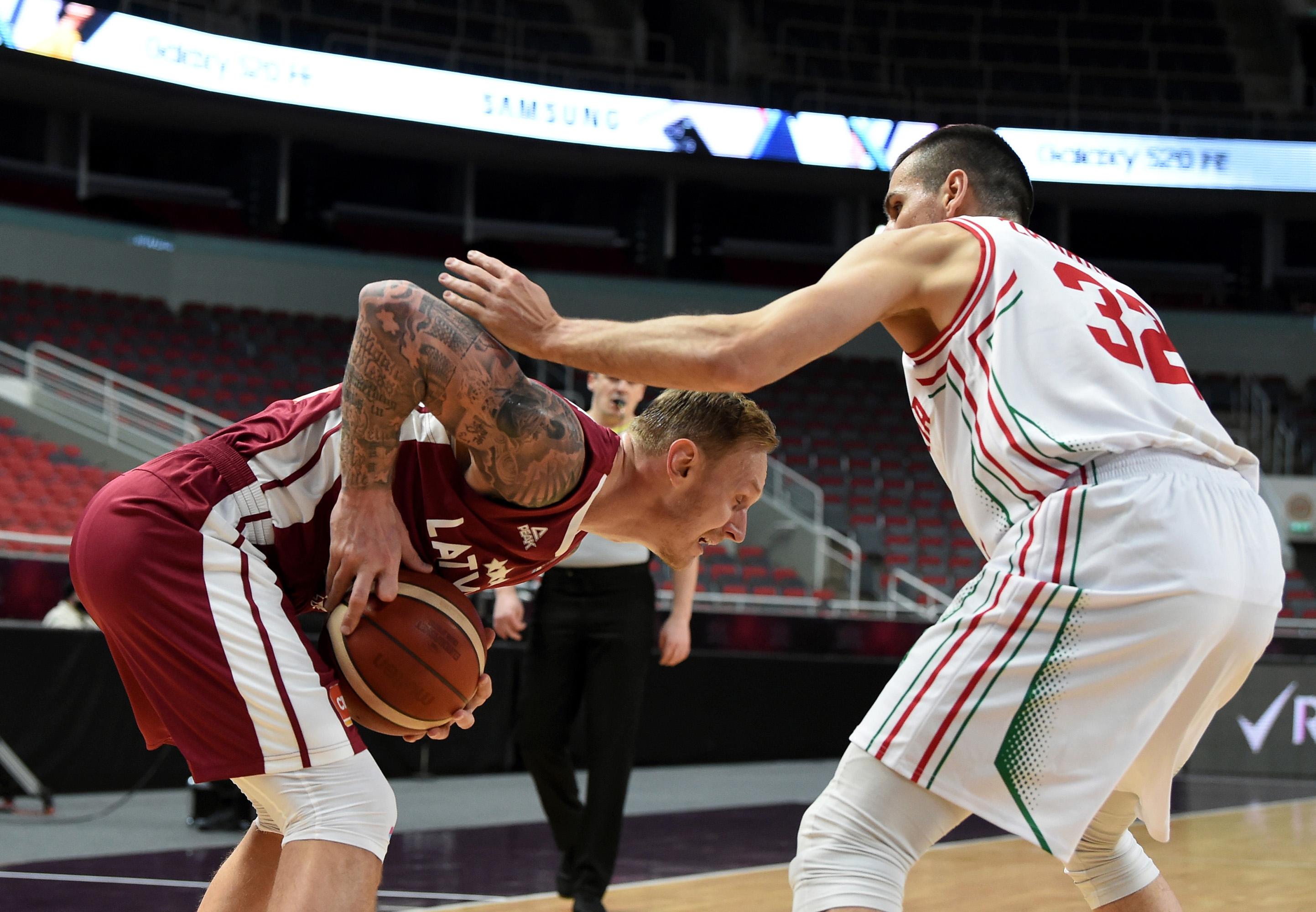Latvijas basketbola izlases potenciāls - pārvērtēts?