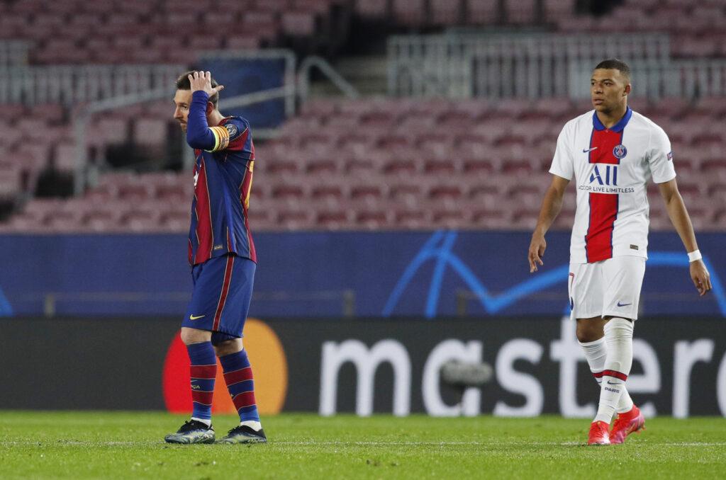 """Pazemojums Čempionu līgā, (ne)aizsiedzamais tituls Spānijā - vai """"Barcelona"""" un Mesi piedzīvos fiasko?"""