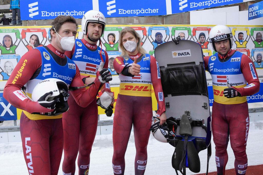 """Divi Eiropas čempioni, izšķirīgais """"trīnītis"""" - karsti janvāra notikumi Latvijas sportā"""