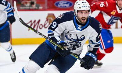 Eglem pirmā rezultatīvā piespēle AHL čempionātā