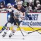 """Makdeivids """"Oilers"""" uzvarā rezultativitātes punktu skaitu šosezon palielina līdz 93"""