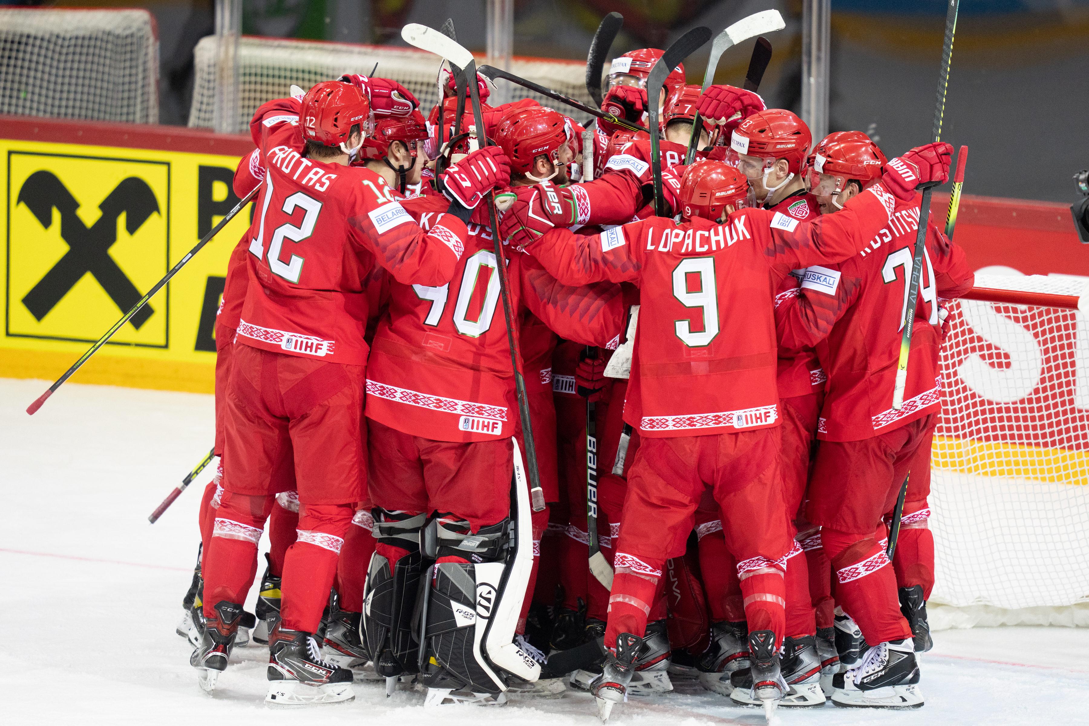 Kalvītis noraida iespēju, ka Baltkrievija varētu tikt izslēgta no pasaules čempionāta