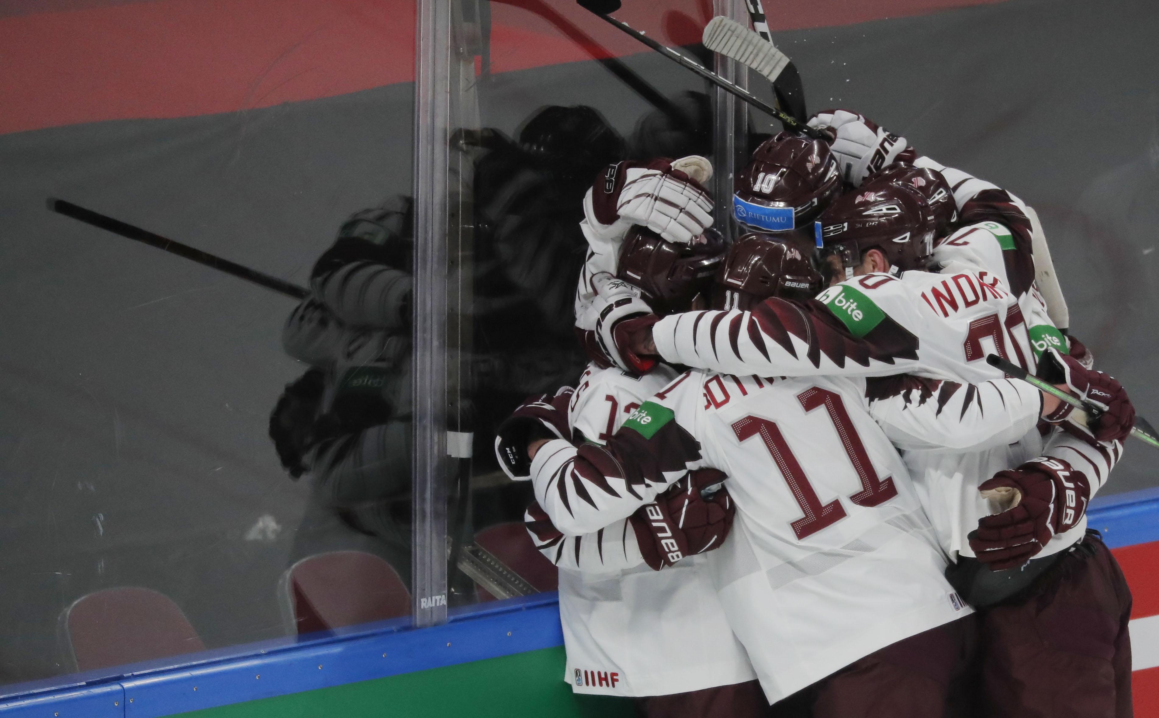 Latvijas izlasei čempionāts norit tieši tā, kā bija plānots