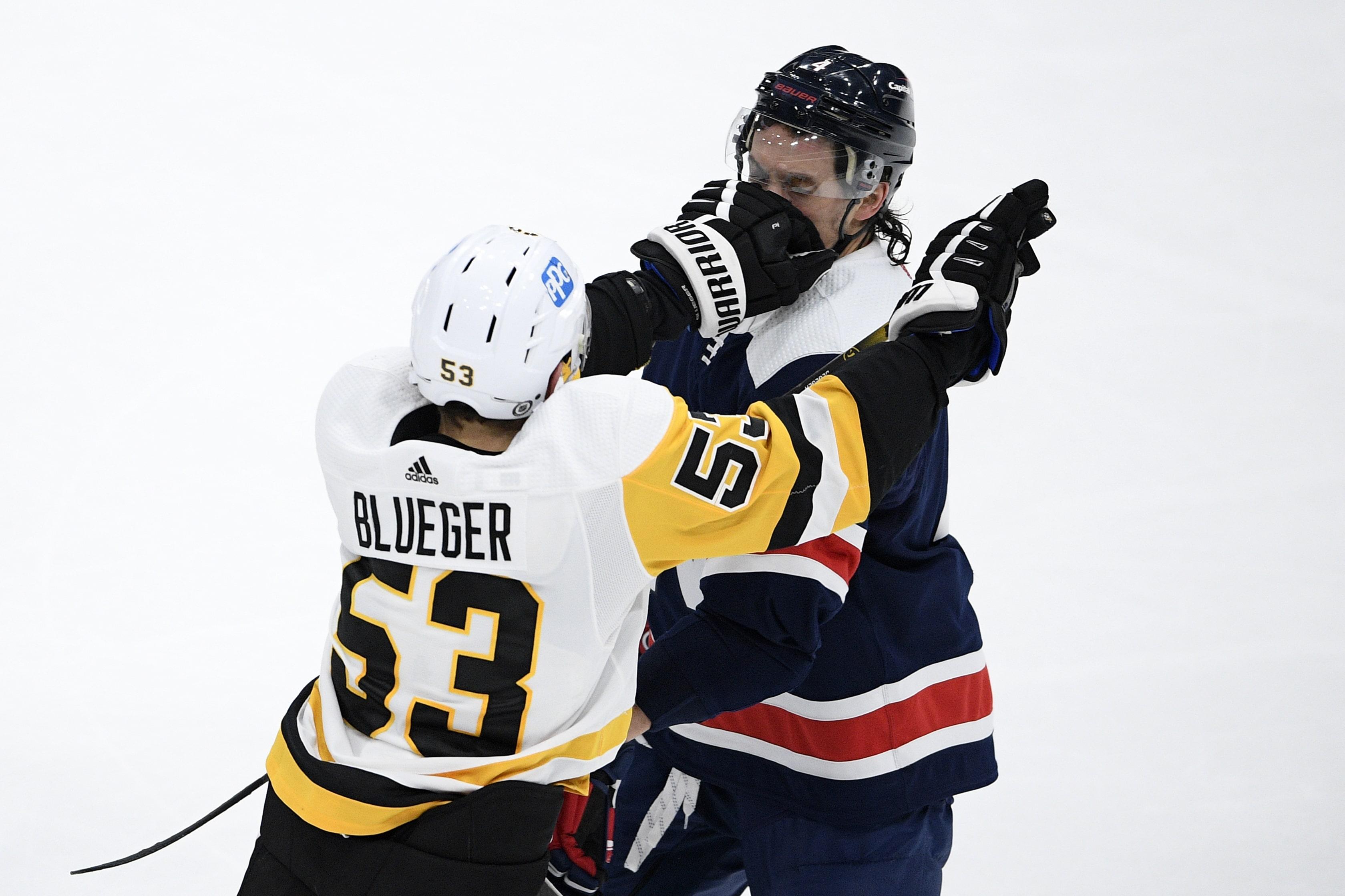 Bļugeram - pārliecinoši labākā karjeras sezona NHL