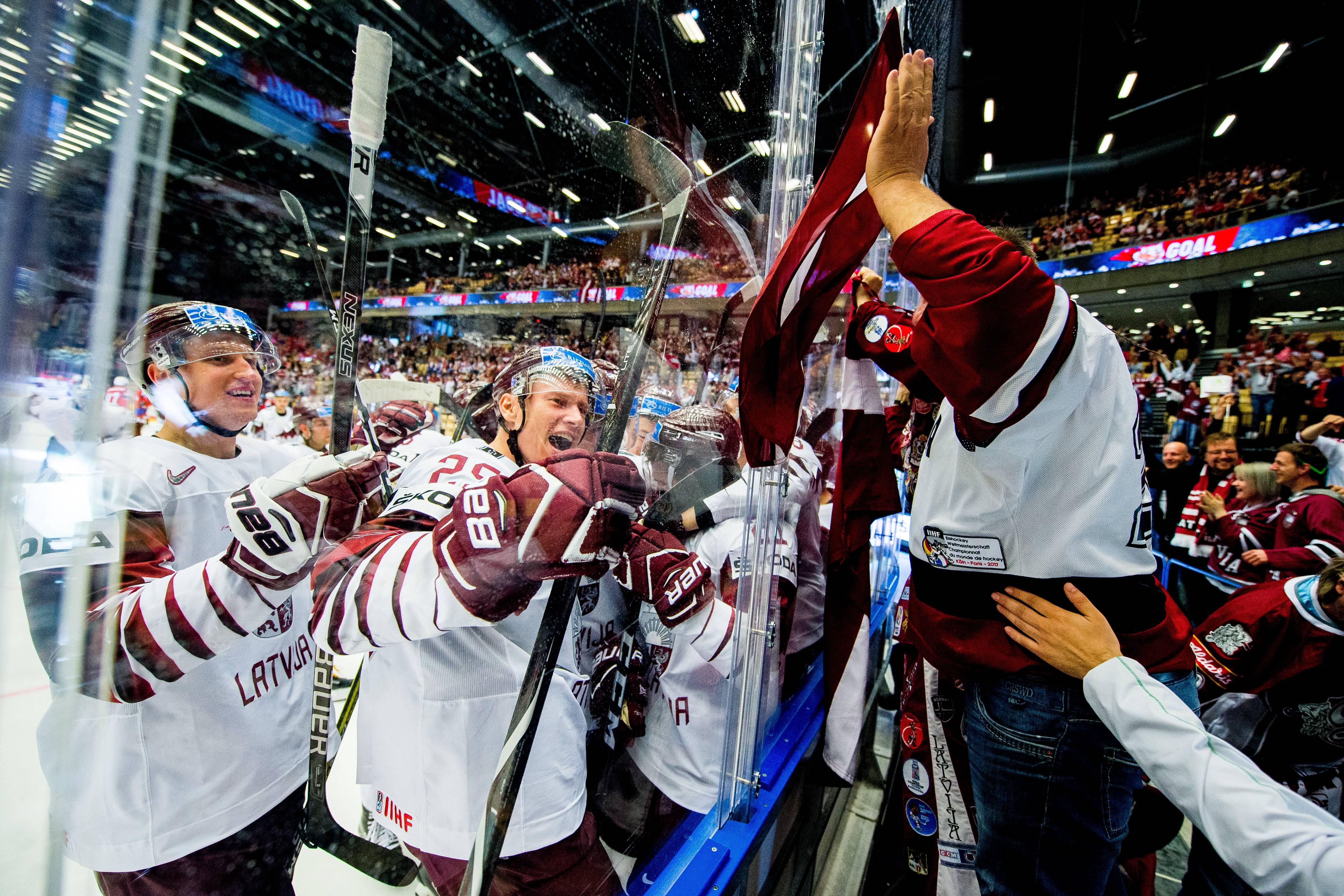 Kalvītis pauž cerību, ka fani jau ceturtdien varētu apmeklēt Latvijas izlases spēli