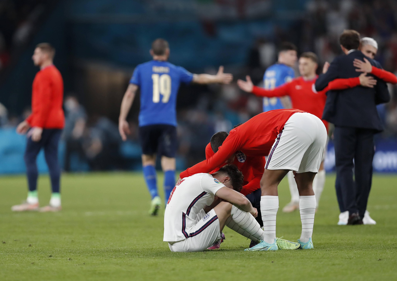 EURO 2020: ko kameras neparādīja turnīra finālā