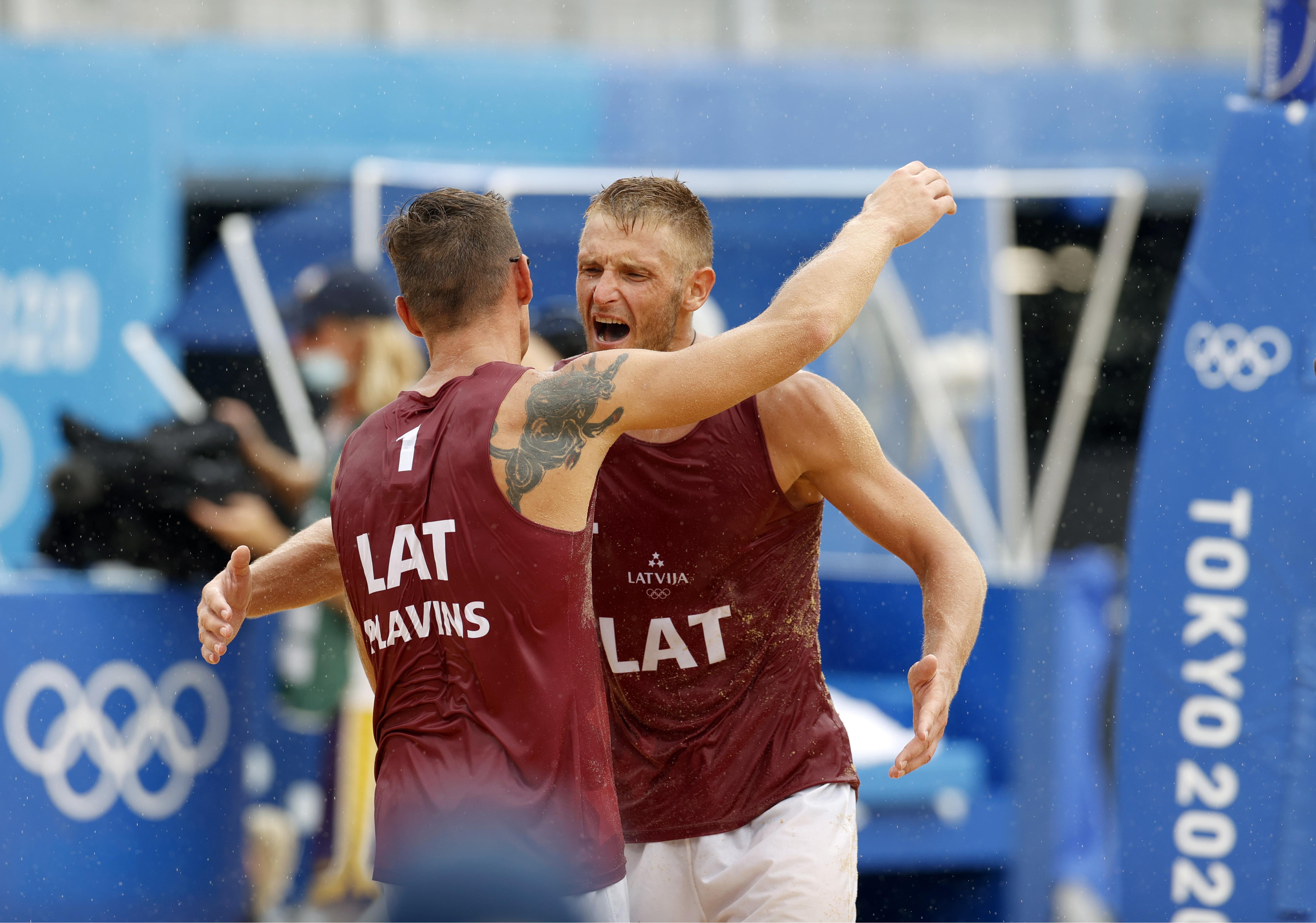 Olimpisko spēļu pēdējās dienas: pieci notikumi ar latviešu piedalīšanos, kas noteikti jāredz