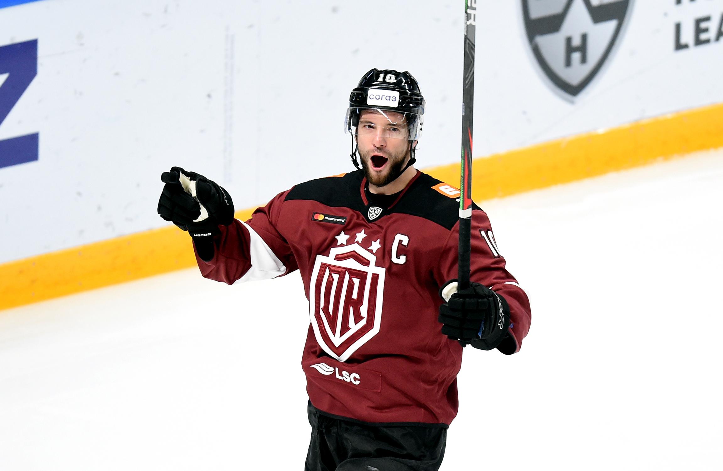 """Rīgas """"Dinamo"""" savu 14. KHL sezonu sāks ar sarežģītu izbraukuma sēriju"""