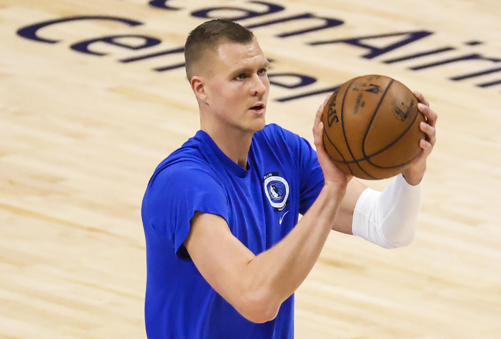 Porziņģis izkritis no NBA labāko spēlētāju TOP 50